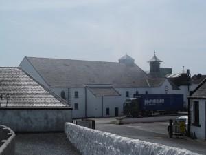 Laphroaig Destillery