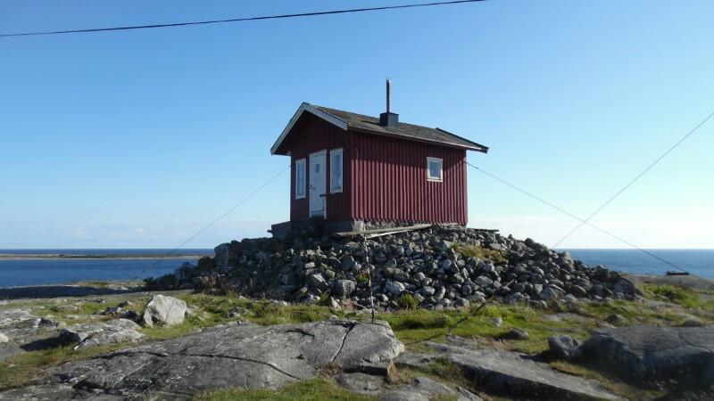 """Die 'heulende Hütte"""" von Mönster"""