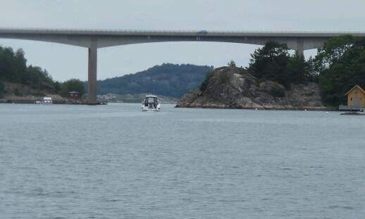 Brücke Orust-Tjörn