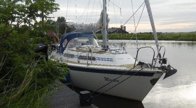 Ein Boot, zwei Tage, drei Städte