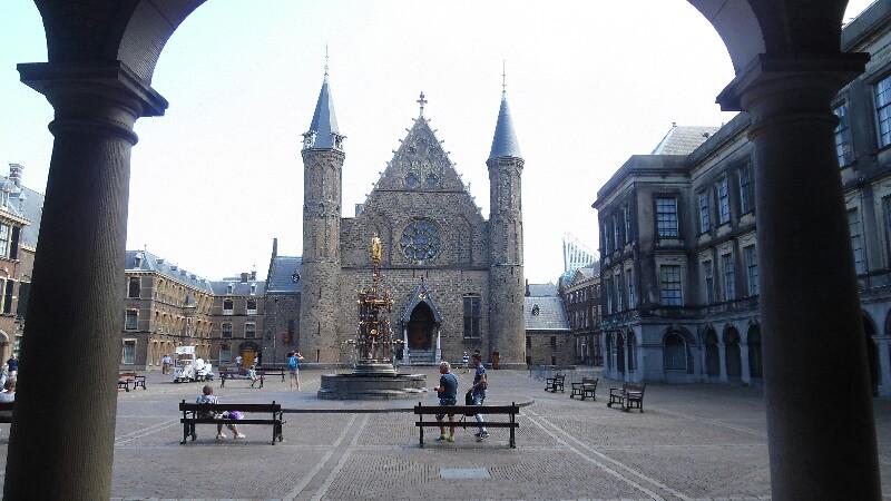 Den Haag, Rittersaal