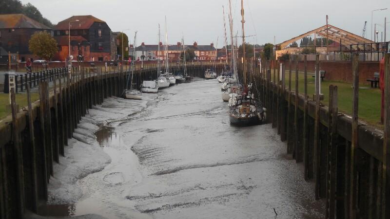 Strand Quay¨ Rye