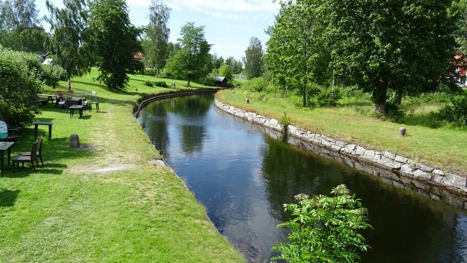 Göta kanals höjdpunkt